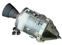 original image of Command Module