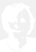unbridged layer 1 of stencil of Angela Merkel