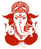unbridged layer 3 of stencil of Ganesh