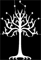 bridged layer 1 of stencil of Tree of Gondor