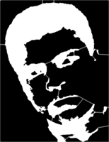 bridged layer 1 of stencil of Ali