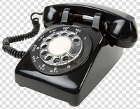 original image of Rotary Phone