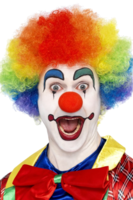 original image of Clown