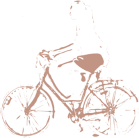 unbridged layer 2 of stencil of Bicycle