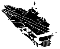 bridged layer 3 of stencil of Aircraft Carrier