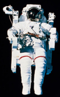 original image of Astronaut