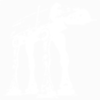 unbridged layer 1 of stencil of AT-AT