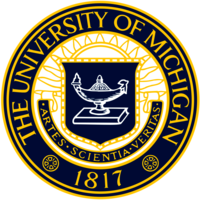 original image of University of Michigan Seal