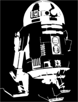 bridged layer 1 of stencil of R2-D2