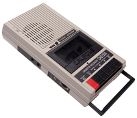 original image of Cassette Player
