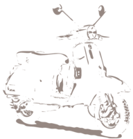 stencil layer of Vespa