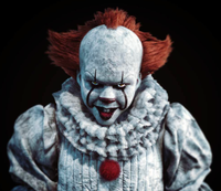 original image of Pennywise