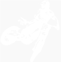 unbridged layer 1 of stencil of Motocross